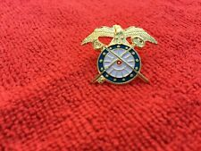Us Army Quartermaster Corps Hat/Lapel Pin