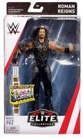 WWE Mattel Elite Collection 62 Roman Reigns  Wrestling Figure