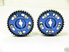 OBX Racing Cam Gears 84 85 86 87  Toyota Corolla 4AG/E 4AGE 16V 1.6L Blue