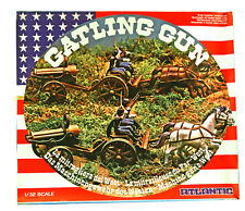 Atlantic U.S. Gatling Gun - 1 sprue only of set 1218 - mint-in-box - 60mm scale