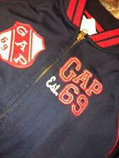 VTG GAP 69 BOYS ZIP UP TRACK JACKET SMALL 6/7 gb1