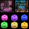 Waterproof LED Tea Lights Submersible Waterproof Battery Operated Wedding Decor