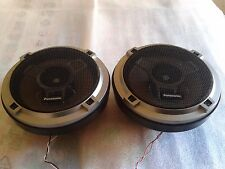 coppia di altoparlanti panasonic coaxial 2way speaker (no pioneer ts vintage)