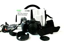 Canon PowerShot SX10 IS 10MP Digital Camera 20X Optical Zoom With Case