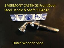 1 VERMONT CASTINGS Front  Load  Door Steel Handle & Shaft 5004237