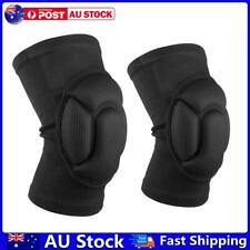 2x Sponge Volleyball Extreme Sports Knee Pad Brace Thickened Knee Protector AU