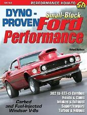 Dyno-Proven Small-Block Ford Performance (S-A Design) (Performance How-To)