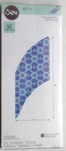 Sizzzix BIGZ XL Curved Blade 661642 Victoria Findlay Designer - FREE P&P - RA