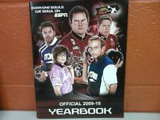 PBA BOWLING 2009-10 OFFICIAL PROGRAM YEARBOOK