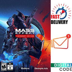 Mass Effect Legendary Edition - PC EA Origin Digital Key - English Only - Global