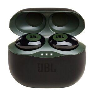 JBL True Wireless Bluetooth Earphones TUNE 120 TWS Stereo Earbuds Bass Sound Hea