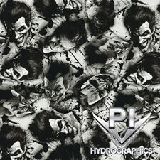 Hydrographics Film Hydro Dipping Water Transfer Printing Film Joker Reborn DD922