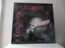 "COUNTER CULTURE - NO RHETORIC - A FOUR SONG 12"" EP - ""RARE"" - ""SEALED"""