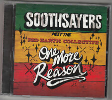 SOOTHSAYERS MEET THE RED EARTH COLLECTIVE - one more reason CD