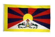 Fahne Tibet Flagge tibetische Hissflagge 90x150cm