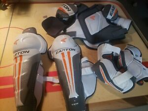 Easton M3 SR Hockey Gear set New without tags size large