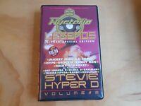 Hysteria Legends Cassette Tape Box Set Stevie Hyper D Mickey Finn Hype