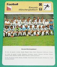 FOOTBALL BUNDESLIGA FUSSBALL BORUSSIA MÖNCHENGLADBACH SIMONSEN DEUTSCHLAND