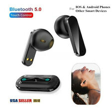 Tws Wireless Headphones Earphones Bluetooth 5.0 Earbuds For Ios Android Samsung