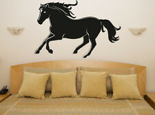 Horse Animal Pet Bedroom Living Room Dining Decal Wall Art Sticker Picture