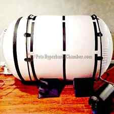 Pets Hyperbaric Oxygen Chamber Therapy (HBOT) **Free Shipping** Made In USA