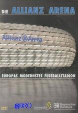 DVD + Die ALLIANZ ARENA + TSV 1860 München + Dokumentation + Bau + Fotogalerie