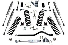 07-17 Jeep Wrangler 2 Inch Lift Kit Fox Racing Shocks Only Oem Approved Mopar 2D