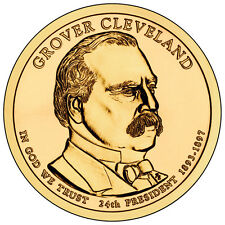 2012 GROVER CLEVELAND (2N TERM) DOLLAR P&D SET  ***IN STOCK***