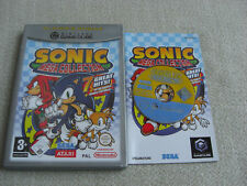 Sonic Mega Collection Gamecube kompl. mit OVP&Anleitung