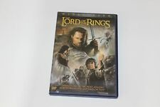 The Lord of the Rings: The Return of the King (DVD, 2004, 2-Disc Set, Widescreen