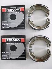 FERODO 4 GANASCE FRENO ANTERIORE e POSTERIORE per PIAGGIO VESPA 125 PK XL 2