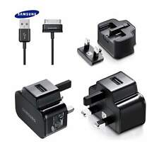 GENUINE SAMSUNG GALAXY TAB 2 / 10.1 / 7.0 / NOTE 10.1 / USB MAINS WALL CHARGER