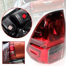 Fit 14+ Toyota Hilux SR5 M70 M80 Pickup Rear Truck Red Tail Lamp Red FOG