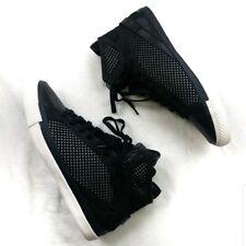 Zara Man Vegan Leather Hightop Sneaker Mens Size 9
