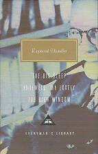 The Big Sleep, Farewell, My Lovely, The High Window: Volume 1 by Raymond Chandler (Hardback, 2002)