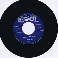 BOBBY PARKER - WATCH YOUR STEP / STEAL YOUR HEART AWAY - CLASSIC R&B / SOUL HIT