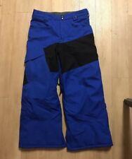 Burton DryRide Youth Ski Pants Down Insulated  Medium