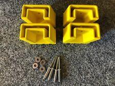 Bailey Fibreglass Step Extension Rear Section Top/Bottom Feet Kit