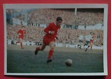 Leaf 100 Years Of Soccer Stars Sticker Ian Callaghan Liverpool