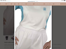 Clearance, Ladies new white Thomas Taylor sports bowls trousers. Size 16/31