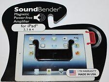 SoundBender Magnetic Amplifier for Ipad