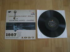 THE GOLDEN ERA OF DIXIELAND JAZZ 1887-1937 Collectors Series Long Playing Vinyle