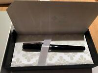 Diplomat Excellence A2 Black Lacquer Fountain Pen