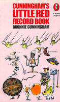 Cunningham's Little Red Record Book (Puffin Books) by Bronnie, Cunningham