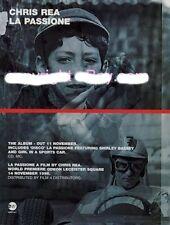 Chris Rea 'Mojo' mag Film premiere advert