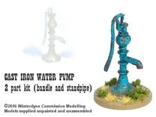 O/On30/1:48/28mm/32mm 3d printed Cast Iron Water Pump