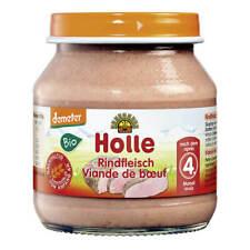 Holle - Rindfleisch Fleischzubereitung - 125 g - 6er Pack