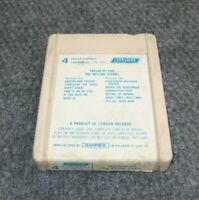 1960s 4-Track Tape Cartridge TWELVE BY FIVE The ROLLING STONES Rare London AMPEX