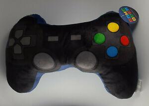 Dekokissen GAME OVER Gaming Kuschelkissen Kissen Controller NEU