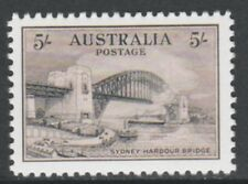 Australia 5851 - 1932 SYDNEY HARBOUR BRIDGE 5s -  a Maryland FORGERY unused